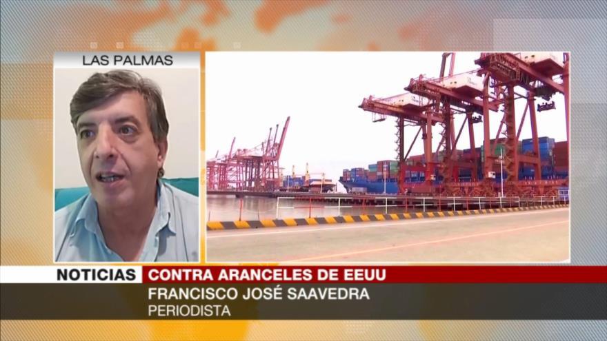 Saavedra: EEUU no reaccionará contra OMC por estar en era electoral