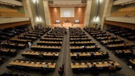 Irán resta competencia al Reino Unido para hablar de los DDHH