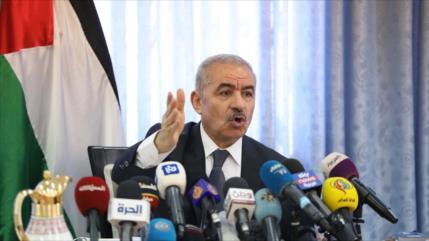 Palestina urge a más unidad frente a complots de EEUU e Israel