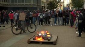 Siguen las protestas en Colombia por la muerte de Javier Ordóñez