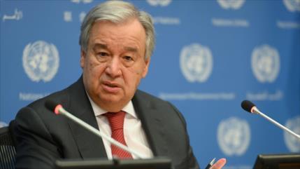 Pese a amenazas de EEUU, Guterres apoya decisión del CSNU sobre Irán