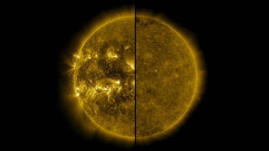 Científicos de la NASA: El Sol ha iniciado un nuevo ciclo solar