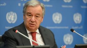ONU: la COVID-19 es la primera amenaza contra la seguridad global