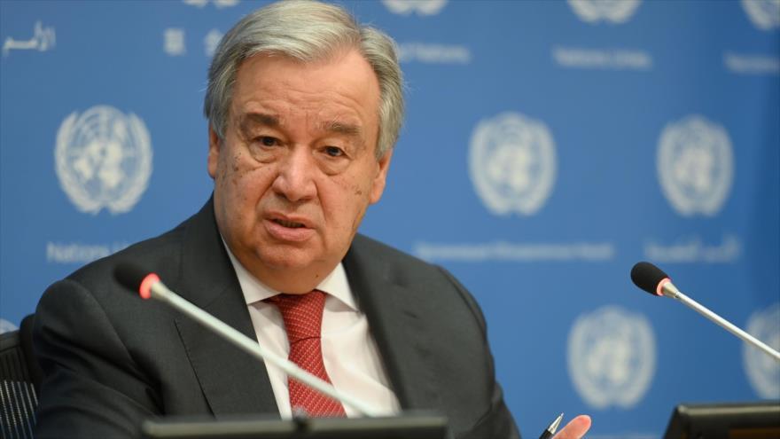 ONU: la COVID-19 es la primera amenaza contra la seguridad global | HISPANTV