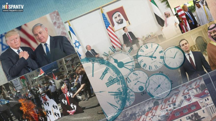 10 Minutos: Normalización con Israel