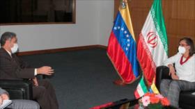 Irán reitera su respaldo a la democracia en Venezuela