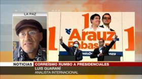 Guaraní: Rabascall podrá unir a diversos sectores de Ecuador