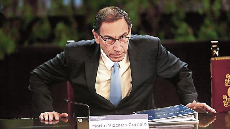 Corte de Perú rechaza recurso de Vizcarra y lo expone a vacancia