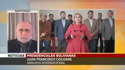 """""""Áñez no tenía ninguna posibilidad en presidenciales de Bolivia"""""""