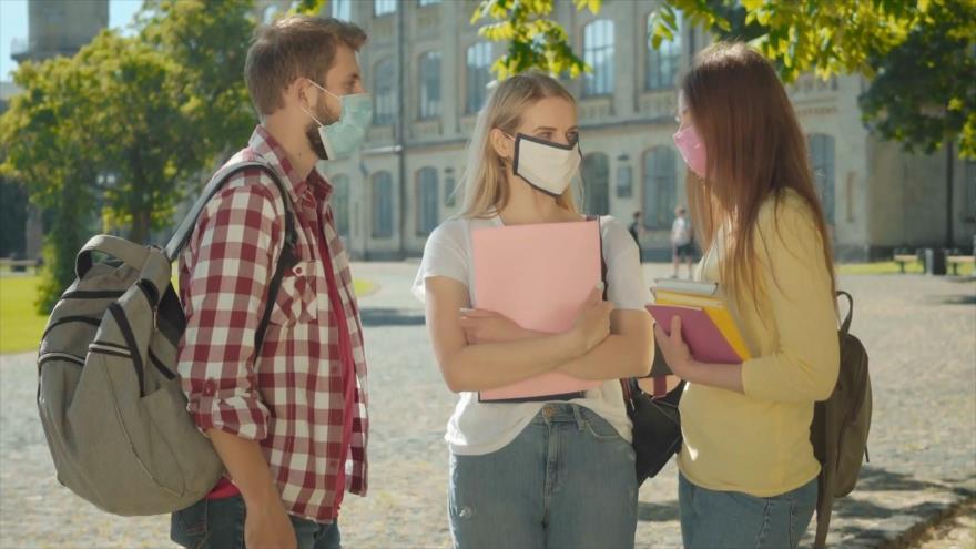 EEUU reporta contagios por coronavirus en regreso a clases