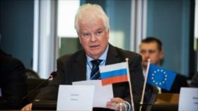 Rusia a UE: que no se repita escenario venezolano en Bielorrusia