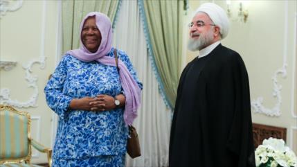 """Sudáfrica está """"sorprendida"""" por informe sobre complot iraní"""