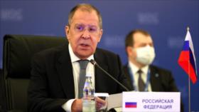 """Lavrov a EEUU: Es """"inútil"""" el lenguaje de ultimátum con Rusia"""