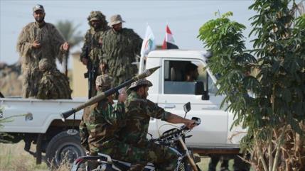 """Fuerzas iraquíes destruyen """"principal arsenal de Daesh"""" en Diyala"""