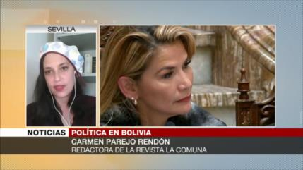 Rendón: El papel de Áñez es evitar que Morales vuelva al poder
