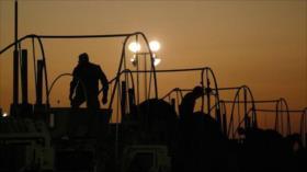 Atacan convoy de EEUU que llevaba piezas para helicópteros en Irak