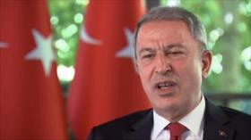 Turquía: Macron busca ser el nuevo Napoleón sin estar a su altura
