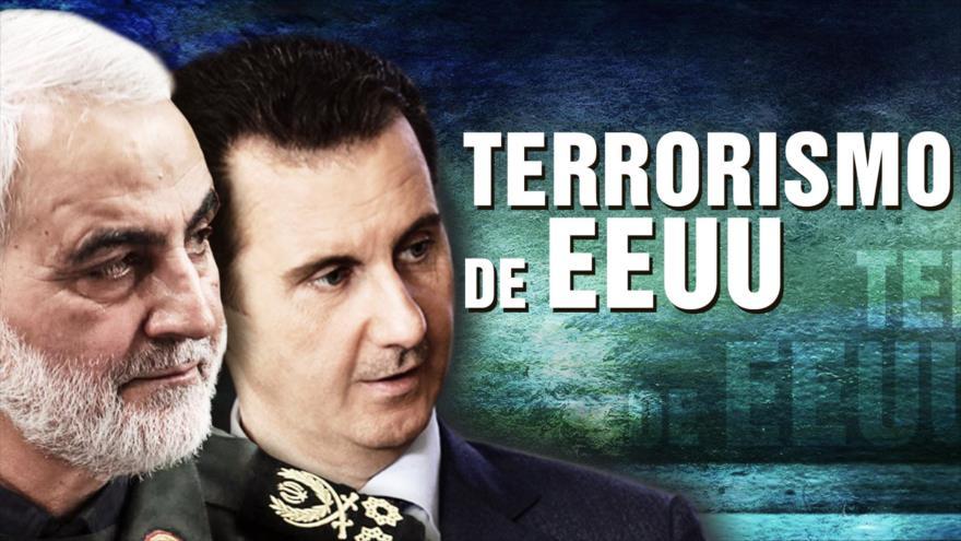 Detrás de la Razón: EEUU y su terrorismo de Estado