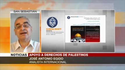 Egido: La voz del pueblo bareiní no importa, solo la de Al Jalifa