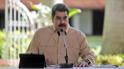 Maduro: Pompeo está promoviendo una guerra contra Venezuela