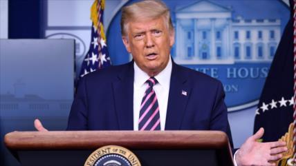 Trump: China es una mayor amenaza que Rusia para comicios de EEUU
