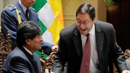 Evo Morales promete retonar a Bolivia, si Arce gana las elecciones