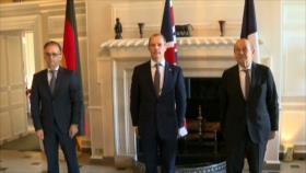 Sanciones a Irán. Injerencia de EEUU en Siria. Golpe en Venezuela - Boletín: 01:30 - 19/09/2020