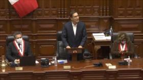 Vizcarra se defiende en el Congreso ante su juicio político