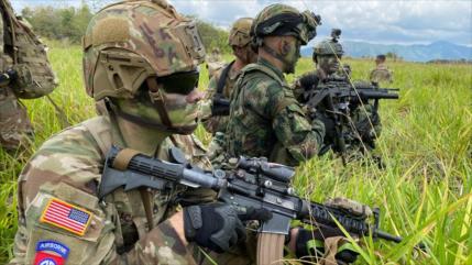 Cuba rechaza maniobras militares conjuntas de EEUU y Colombia