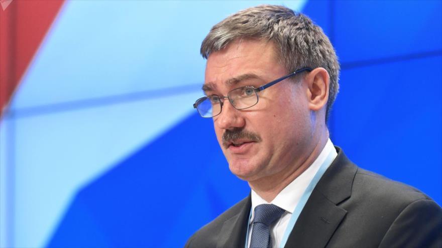 Rusia rechaza la injerencia de Occidente en asuntos de Bielorrusia   HISPANTV