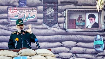 Irán se vengará de EEUU por el asesinato de su general Soleimani