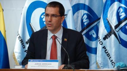 Arreaza: informe de ONU es parte de campaña contra Venezuela