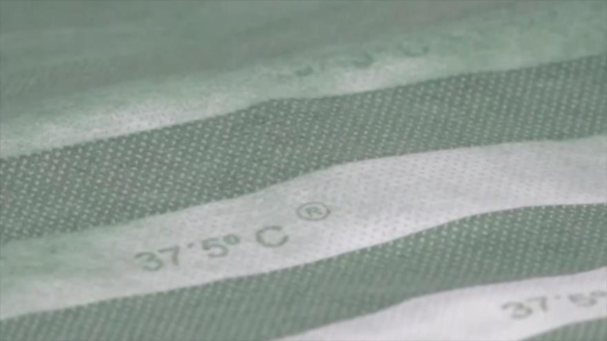 El Toque: 1- Una mascarilla que cambia de color al detectar fiebre 2- Agua helada para superar COVID-19 y el estrés 3- El puente de cristal en Ardebil