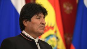 Evo Morales condena agresión a militantes del MAS en Cochabamba
