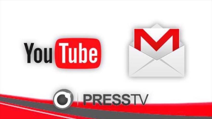 El motor de búsqueda estadounidense Google inhabilita la cuenta de YouTube de Press TV sin previo aviso.
