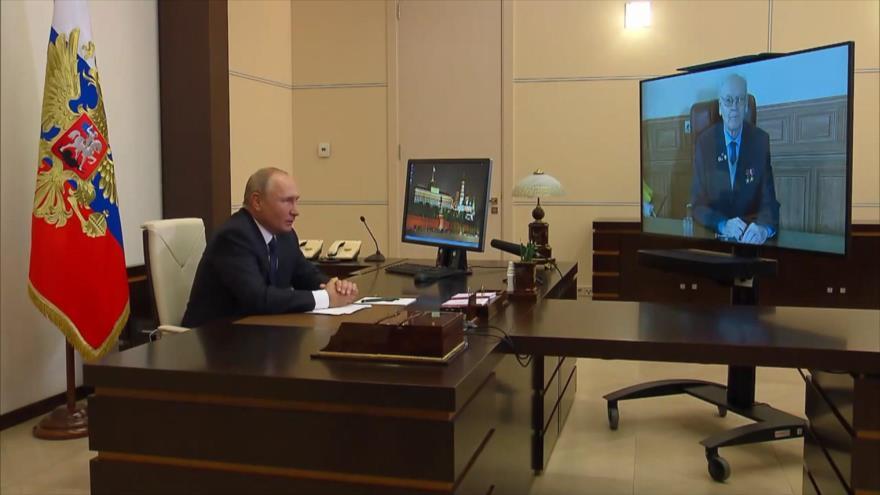 Putin: Rusia tiene las armas más modernas y poderosas del mundo | HISPANTV