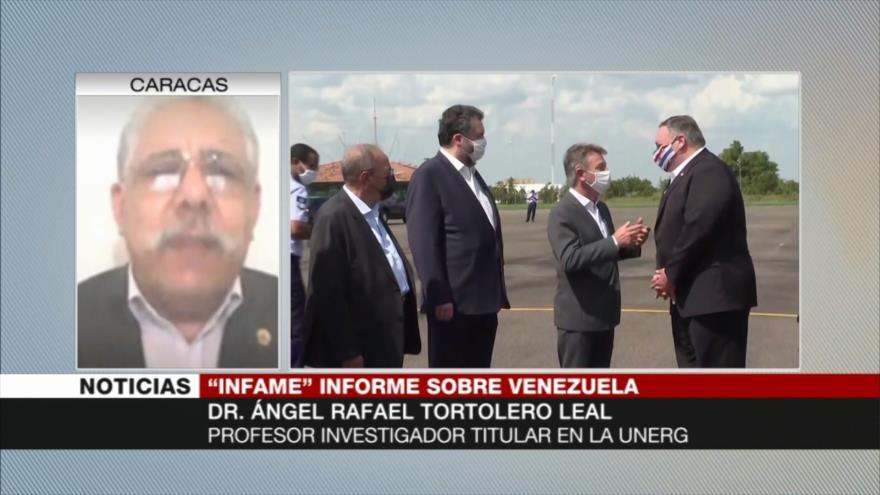 Tortolero: informe de la ONU contra Venezuela es una infamia | HISPANTV