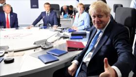 Troika europea: Reimposición de embargos a Irán por EEUU es ilegal