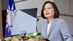 China: Presidenta taiwanesa será borrada del mapa si se acerca a EEUU