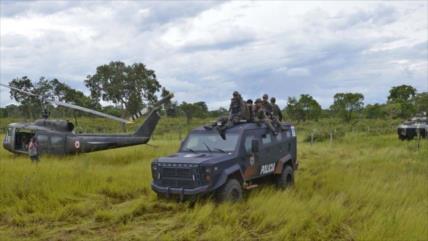 Paraguay pide a sus tropas luchar hasta aniquilación total del EPP