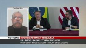 "'EEUU utiliza a Brasil como plataforma para atacar a Venezuela"""