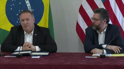 Pompeo busca formar una coalición contra Venezuela en Sudamérica