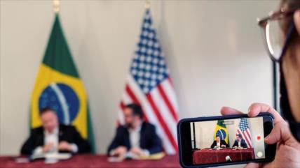 'Brasil repite el guion hollywoodense de EEUU contra Venezuela'