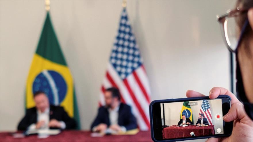 'Brasil repite el guion hollywoodense de EEUU contra Venezuela' | HISPANTV
