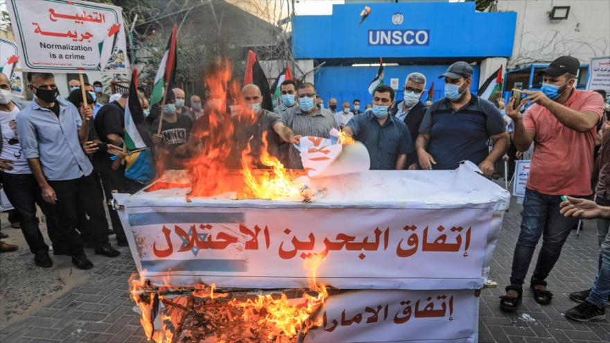 Hamas a Estados árabes: sus pueblos repudian normalizar con Israel | HISPANTV