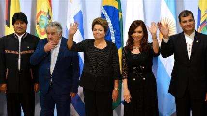 Líderes latinoamericanos abogan por la democracia en Ecuador