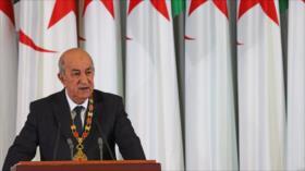 Argelia afirma que nunca aceptará la normalización con Israel