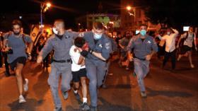 Miles vuelven a protestar contra Netanyahu por corrupción