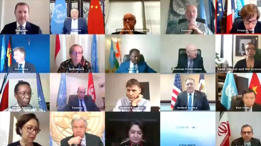 Comunidad internacional rechaza las sanciones de EEUU contra Irán