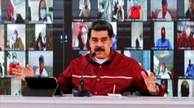 Maduro: Garantizamos las elecciones pese a las amenazas de EEUU